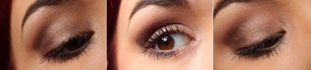 Maquillage brun