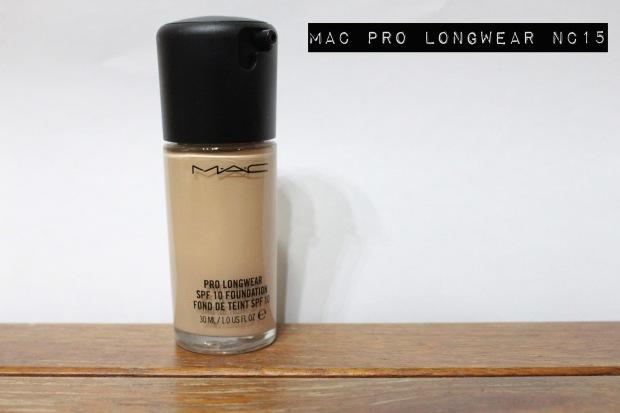 Pro longwear MAC