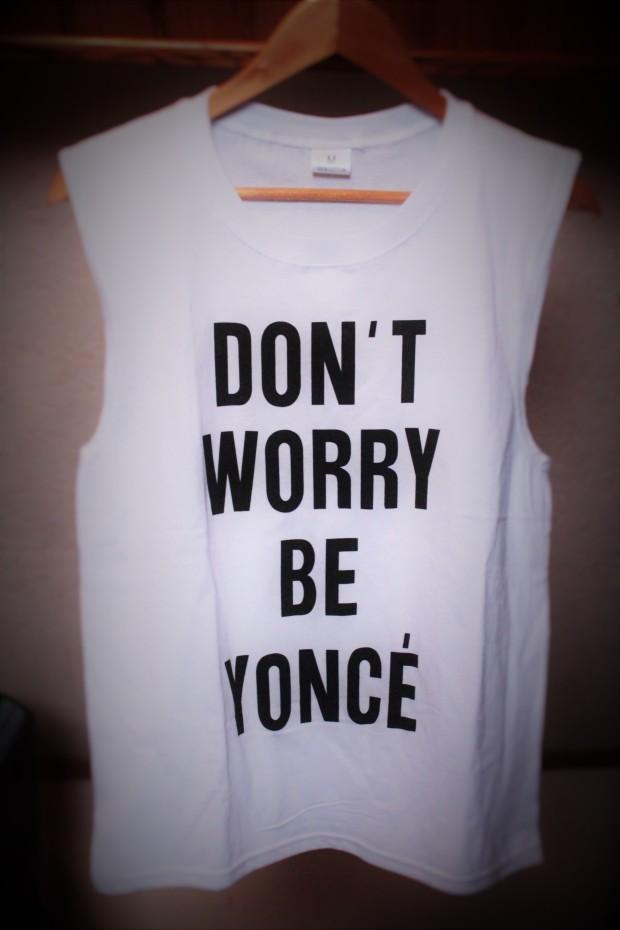 Beyonce wish mode