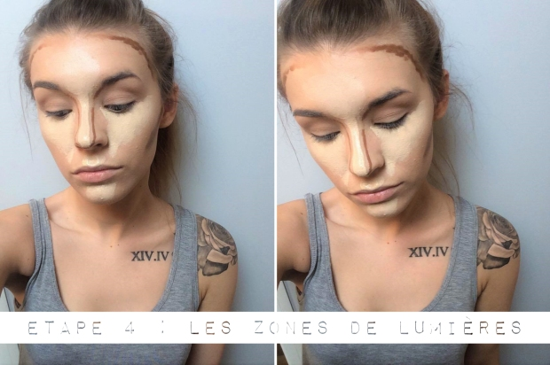 Contouring Highlight